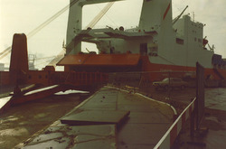 Scan Carrier Tourgoing in Sloehaven.