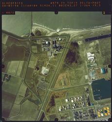 Luchtfoto Sloegebied, gedeelte Van Cittershaven, Total en...