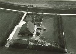 Serie boerderijen havengebied Vlissingen-Oost  Quarlespolderweg 21,...