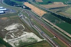 Spooremplacement langs de Europaweg-Oost