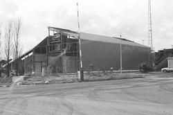 Sorteerloods voor kolen op de terminal van overslagbedrijf Ovet aan de...