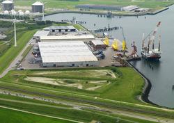 Wielerronde Ronde van Zeeland Seaports. Passage ter hoogte van de...
