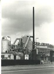 Vestiging van Zuid-Chemie te Sas van Gent.