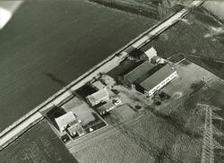 Serie boerderijen havengebied Vlissingen-Oost  Jurjaneweg, Borssele...