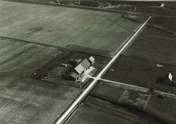 Serie boerderijen havengebied Vlissingen-Oost  Koningspolder 12,...