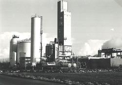 Vestiging van Air Products aan de Herbert H Dowweg in Terneuzen.