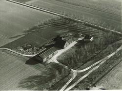 Serie boerderijen havengebied Vlissingen-Oost  Binnendijk 10,...