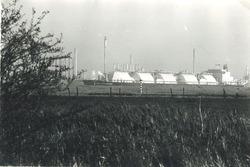 LNG tanker LNG Challenger in de Braakmanhaven.