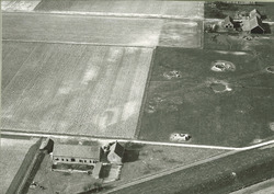 Serie boerderijen havengebied Vlissingen-Oost  Van Cittersdijk 2,...