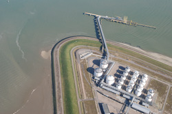 Steiger Oiltanking Terneuzen, Braakmanhaven / Mosselbanken.