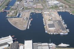 Binnenhavens in Vlissingen