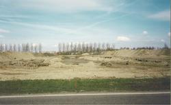 Bouwrijp maken van terreinen achter de Ro-Ro I haven in de...