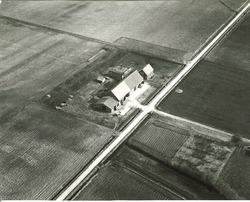 Serie boerderijen havengebied Vlissingen-Oost  Koningspolder 11,...