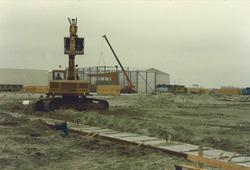 Aanleg Bijleveldhaven / -kade.