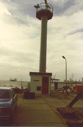 Radartoren Sloehaven.