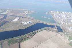 Valuepark Terneuzen met Braakmanhaven, Dow Chemical, Oiltanking,...