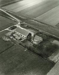 Serie boerderijen havengebied Vlissingen-Oost  Bijleveldpolder 1,...