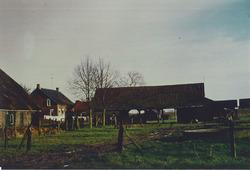 Boerderij van de familie Van Hoeve in de omgeving van de...