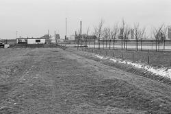 De Nederlandse Stikstof Maatschappij (NSM) gefotografeerd vanaf de...