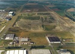 Bouwrijp maken terreinen voor Cobelfret aan de Ritthemsestraat te...
