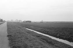 Braakliggend bedrijventerrein te Sas van Gent-Noord.