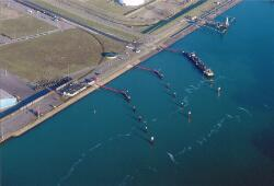 Aanleg wachtsteigers binnenvaart in de Van Cittershaven te Vlissingen,...