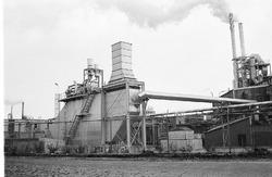 Waarschijnlijk de vestiging van de suikerfabriek CSM te Sas van Gent.