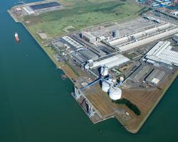 Terrein van voormalig Zalco (Zeeland Aluminium Company)