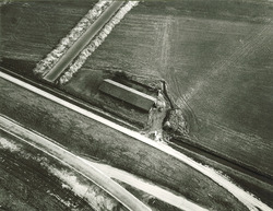 Serie boerderijen havengebied Vlissingen-Oost  Nic. Hoondertweg,...