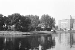 Vestiging van de Suiker Unie aan de Westkade in Sas van Gent.