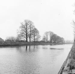 Zijkanaal C naar de Axelse Sassing.