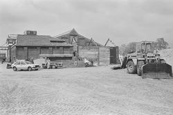 Vestiging van zand- en grindhandel Van Denderen / Dengriza aan...