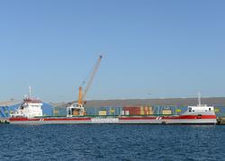 Zeeschip Volgaborg van rederij Wagenbord aan de Sloekade bij...