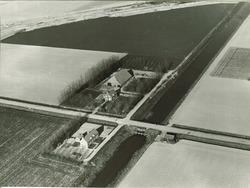 Serie boerderijen havengebied Vlissingen-Oost  Quarlespolderweg 20,...