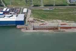 Aanleg scaldiahaven