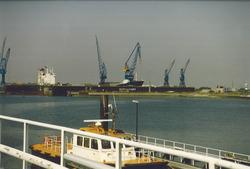 Koninklijke Maatschappij De Schelde, Scheldepoort te Vlissingen-Oost.
