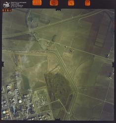 Luchtfoto Vlissingen-Oost, Total.