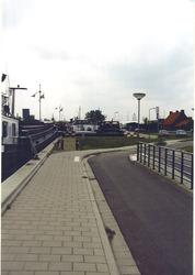 Zijkanaal A, Beurtvaartkade.