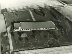 Serie boerderijen havengebied Vlissingen-Oost  Hertenweg 63...