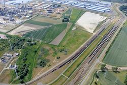 Terreinen tussen de Europaweg-Oost en Zeeland Refinery.