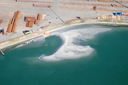 Aanleggen onderwaterdepot met zand afkomstig van de...