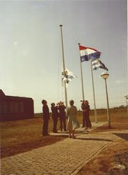 Officiële opening kantoor Havenschap Vlissingen 18 juni 1980.