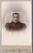 Westerweel, Elisabeth Helena geb 18810117 Album Hage gehuwd met Adriaan C Hage