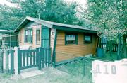 """Camping """"De Striene"""", huisje nr. 110."""