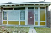 Hogeweg, bejaardenwoningen architect Beije. Genomen in kader van isolatie panden…