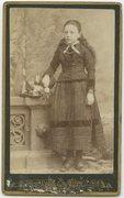 onbekende vrouw , met relatie met de familie Stols