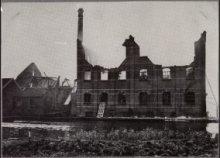 Koog aan de Zaan Brand bij cacaofabriek Kamphuys en Olie november Zaterdagavond …