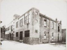 Koog aan de Zaan Wilhelminastraat Cacao-fabriek de Zaan opgericht in uitgegroeid…