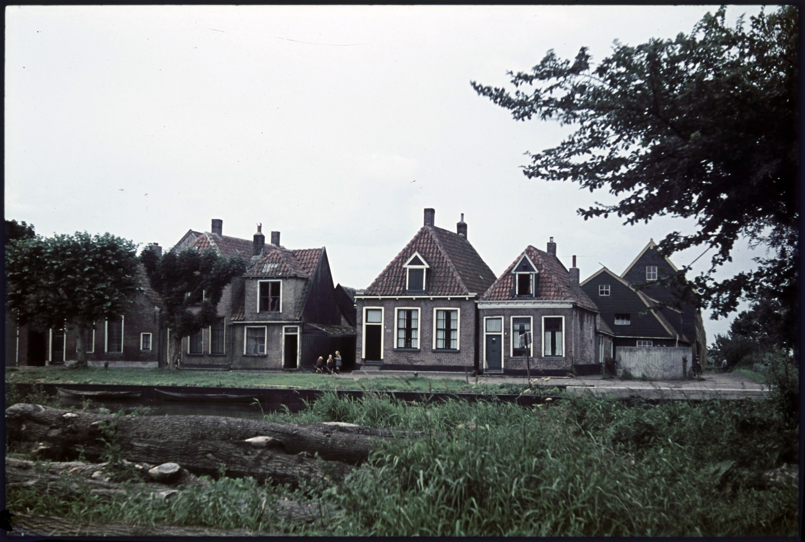 Woningen aan het Groot Lageland