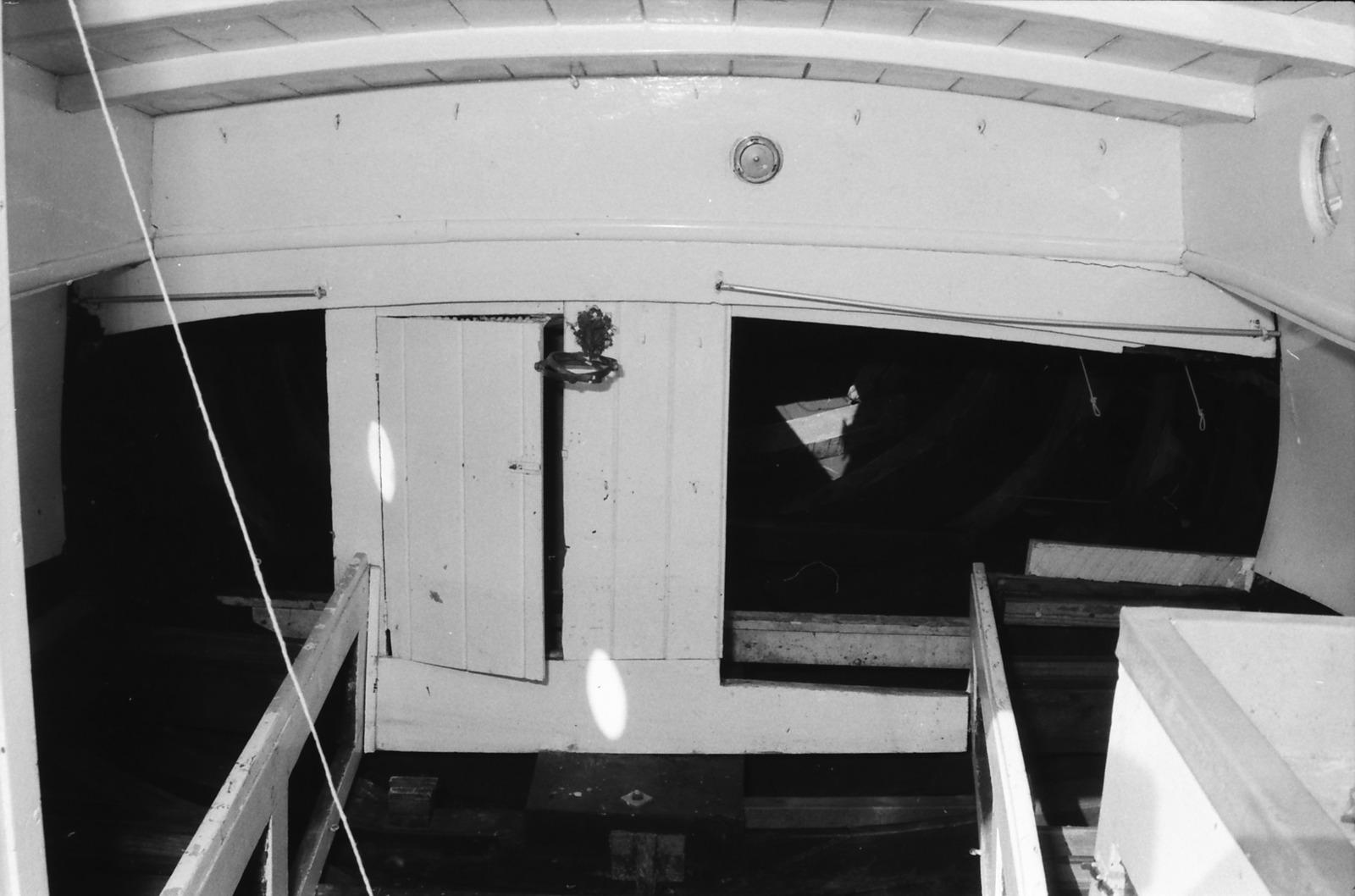 Staverse jol ST 22 Starum voor sloop.